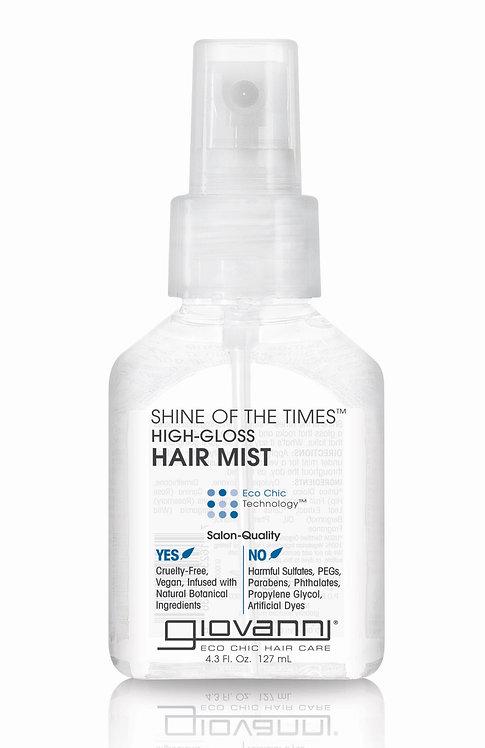 Giovanni Shine of the Times High Gloss Hair Mist