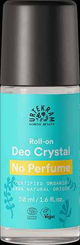 Urtekram No Perfume Deodorant Crystal - 50ml
