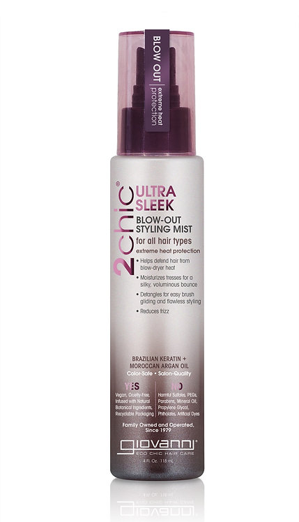 Giovanni Ultra Sleek Blow Out Styling Mist
