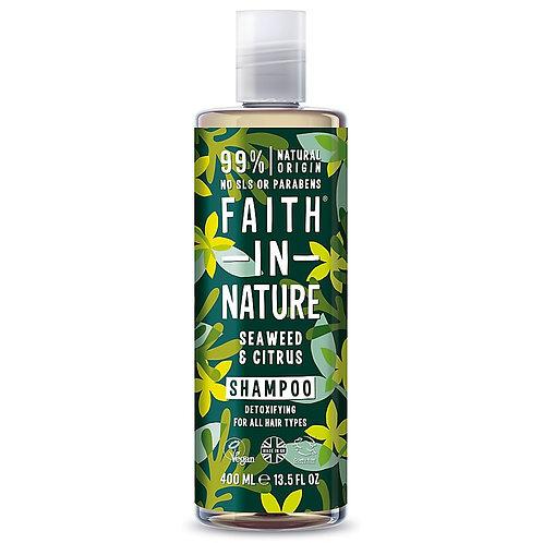 Faith in Nature Seaweed & Citrus Shampoo - 400ml