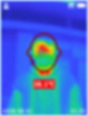 Displej T120H s centrálním bodem měření