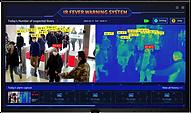 Displej systému IR236