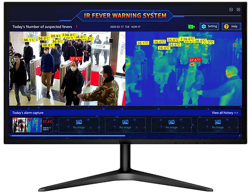 IR236 System display demo content