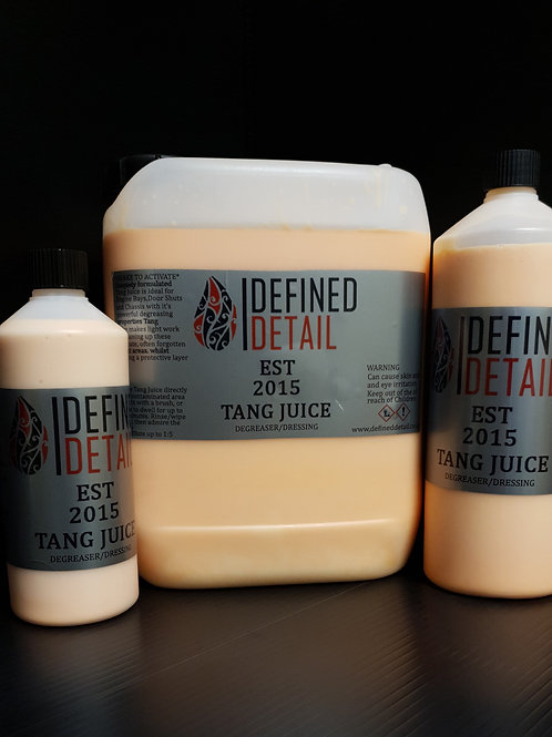 Tang Juice Degreaser