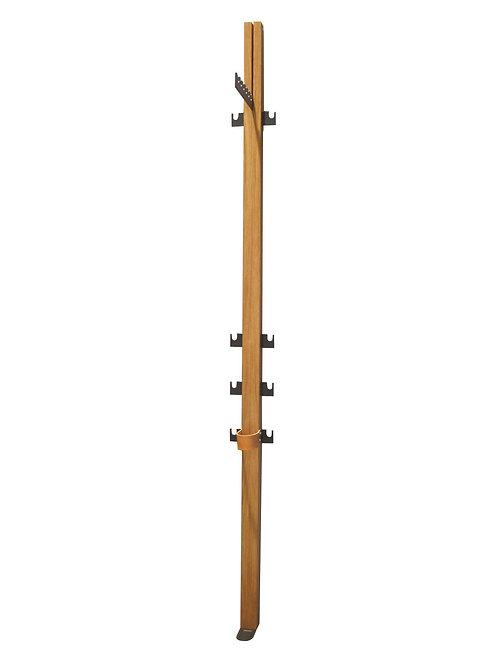 HALL stumtjener 180 cm eg natur/olie