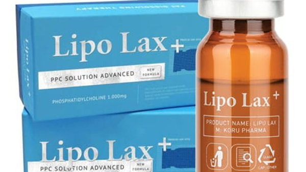 Lipolax VL/ Lypolitics