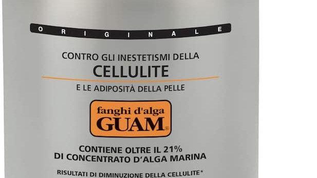 GUAM Fanghi d'Alga Anti-cellulite seaweed mask 1kg