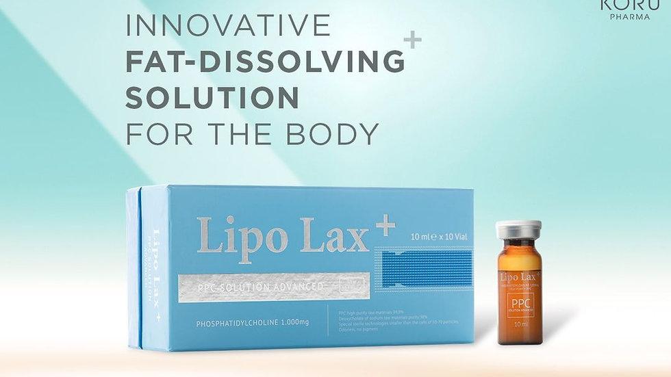 Lipo Lax+, Fat-dissolving solution
