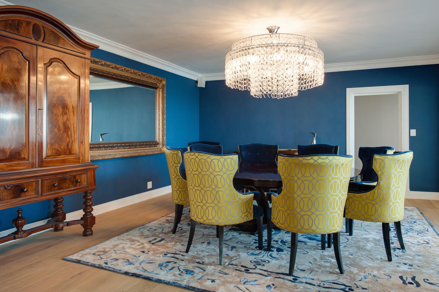 Leechi Designs   Sunset Dining Room