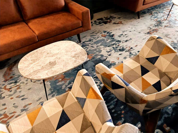 Leechi Designs | JHB Corporate Rug