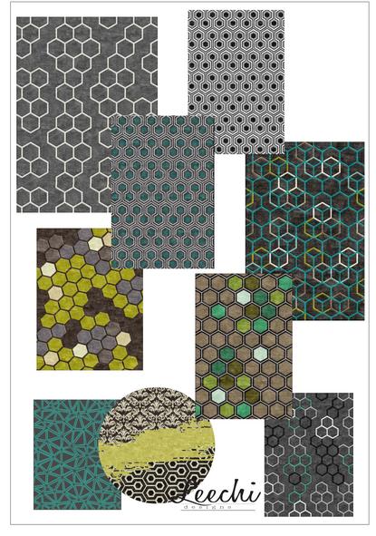Leechi Designs   Green