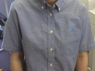 DDダック夏のスタッフシャツ