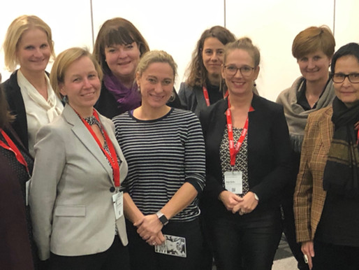 27.11.18 Kick-off für WOMEN IN EXHIBITIONS DACH