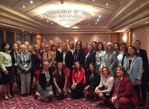 BIRMINGHAM 18.6.19 WOMEN IN EXHIBITIONS Treffen