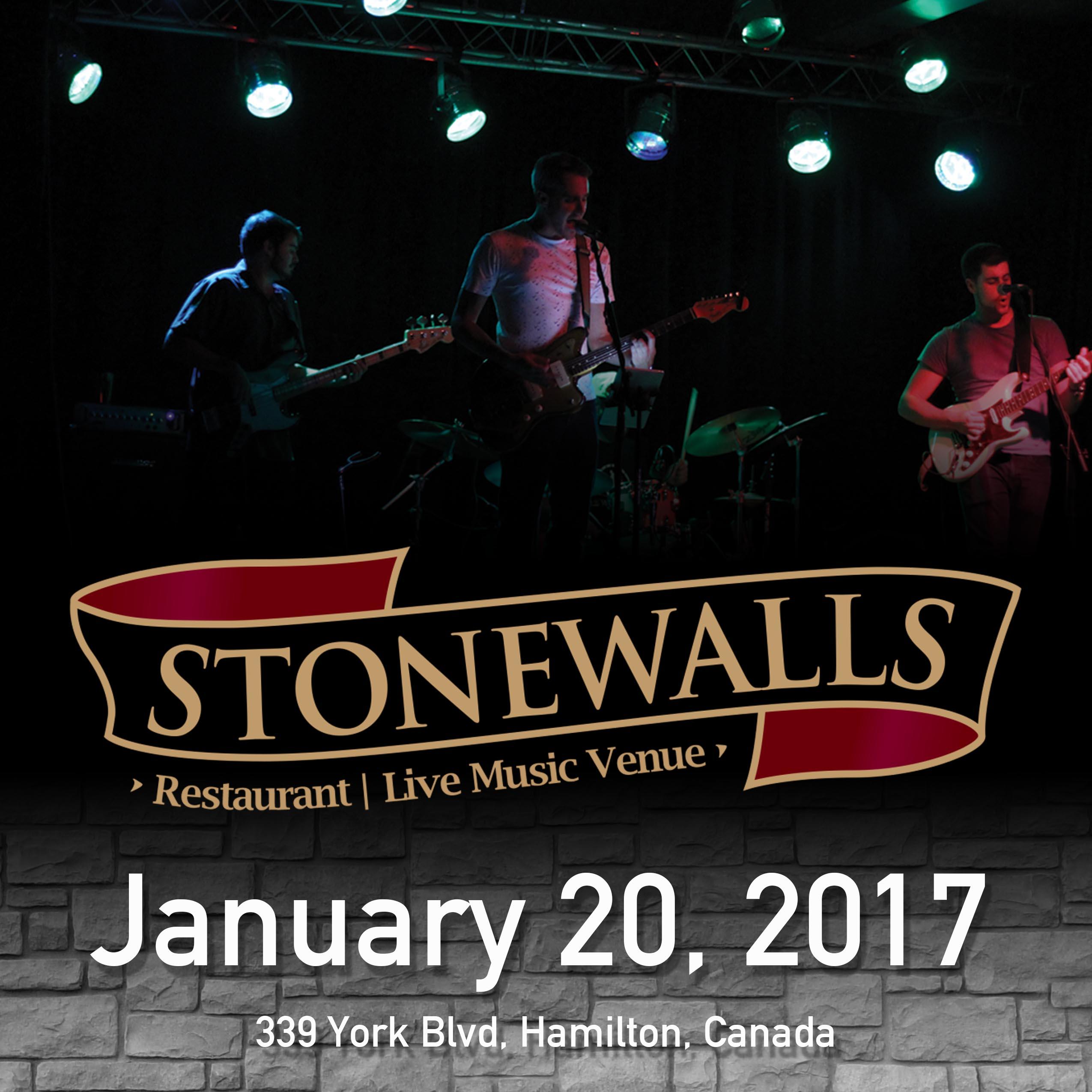 Jan 20, 2017 Stonewalls