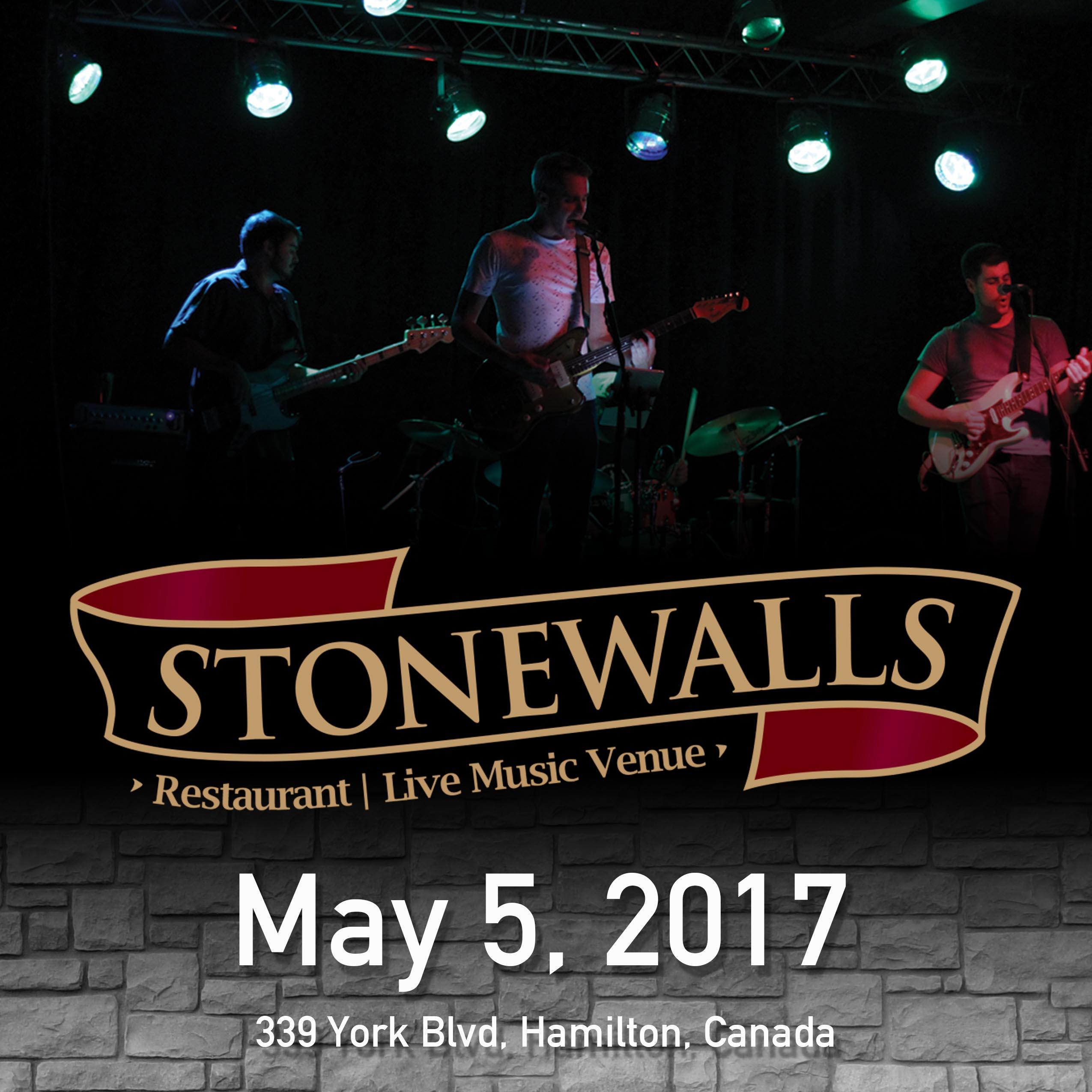 May 5, 2017 Stonewalls