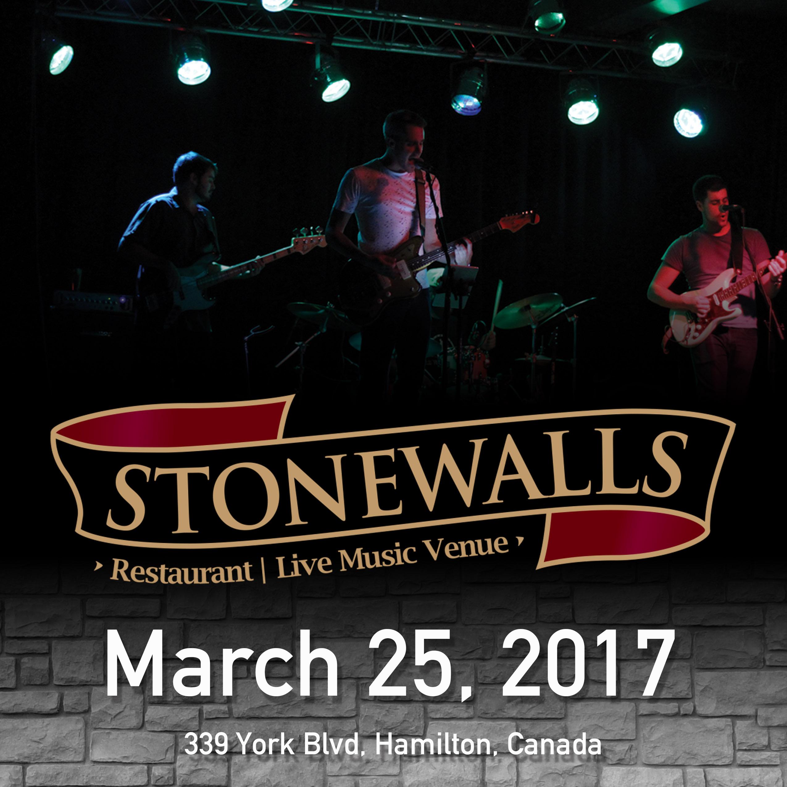 Mar 25 Stonewalls