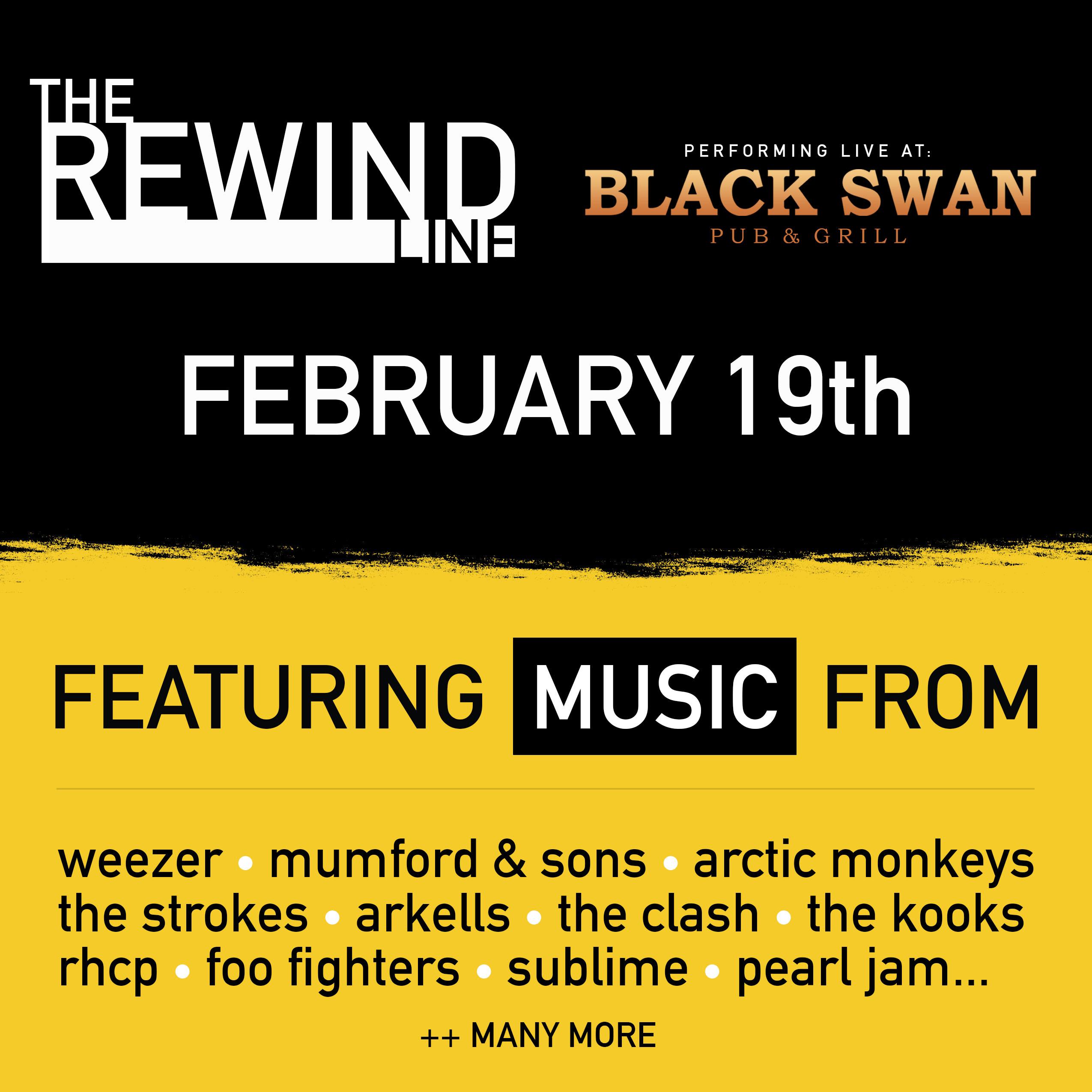 February 19, 2016 Black Swan