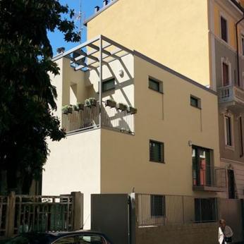 EX DISTILLERY IN MILAN