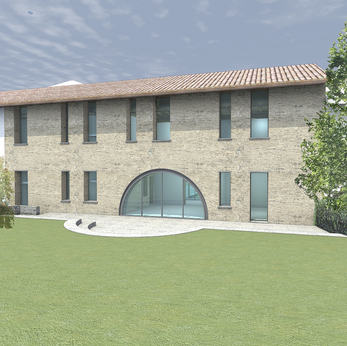COUNTRY HOUSE IN VARESE