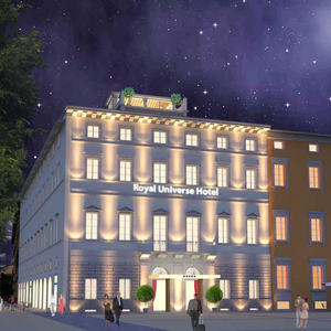 ROYAL UNIVERSE HOTEL, LUCCA
