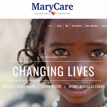 MaryCare Launches its New Website to Commemorate Their Second Medical Mission to Nigeria