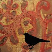 Flocked Sparrow