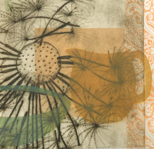 Time Present, 30.5x30.5cm, litho, drypoint and relief on washi. $300.