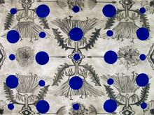 Naturalized Alternating Blue