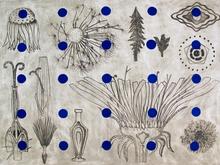 A Morphology Perpetual Blue