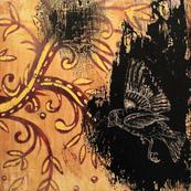 Goldfinch/Gold Foliate