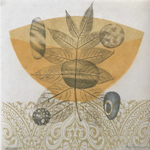 Always, 30.5x30.5cm, litho and relief on washi $300