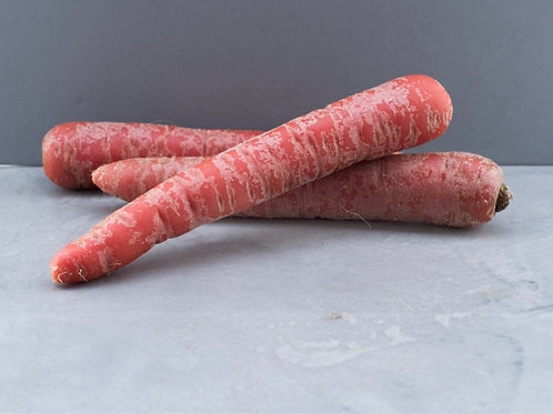 Red Carrots - £4.35/kg
