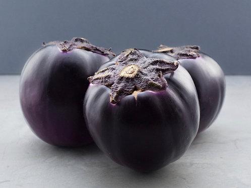 Aubergine - Mauve