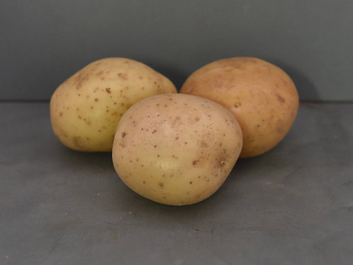 Washed Potatoes - 60p/kg