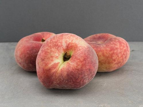 Flat White Peaches - £8.30/kg