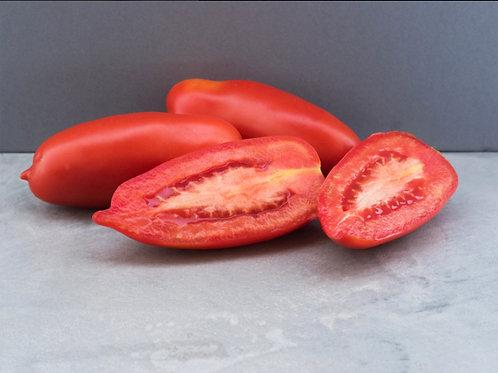 San Marzano Tomatoes - 66p/100g