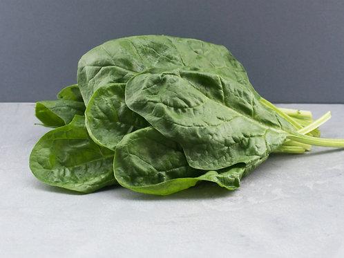 Spinach - £5.04/kg