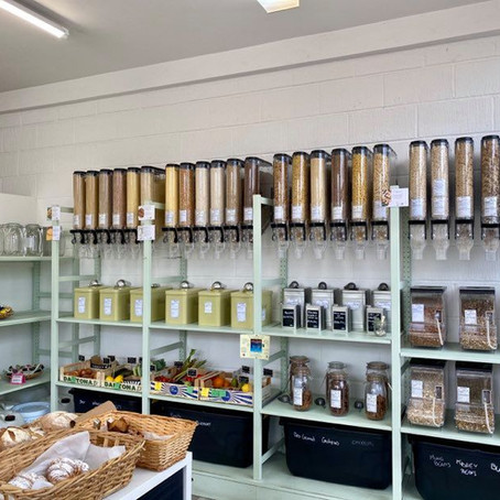 Zero waste stores: a beginner's manual