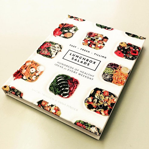 Lunchbox Salads by Naomi Twigden  and Anna Pinder