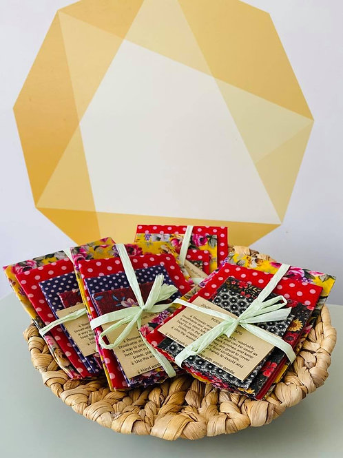 Beeswax Wraps by Wrapperware