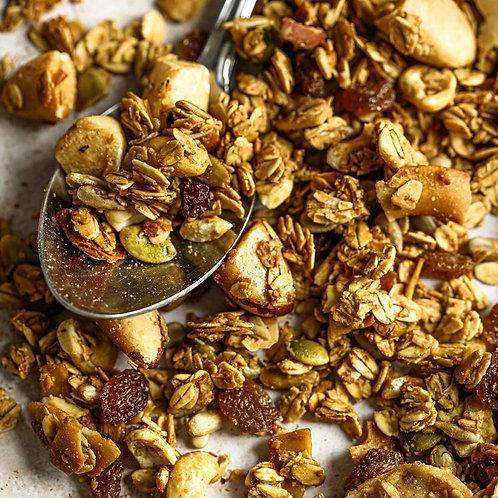 Organic & Nutty Granola £16.00/kg