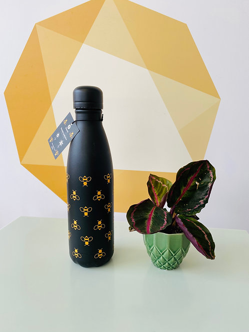 Insulated Stainless Steel Bottle - Save the Bees
