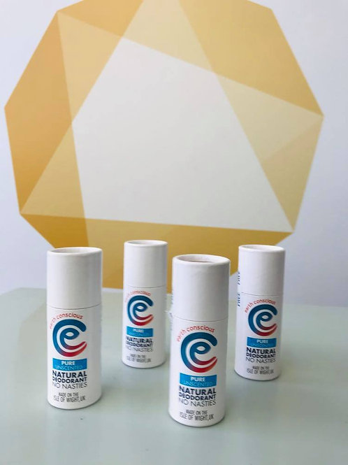 Earth Conscious Deodorant - Unscented