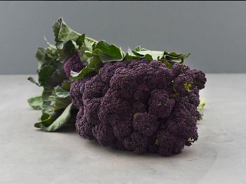 Purple Sprouting 86p/100g