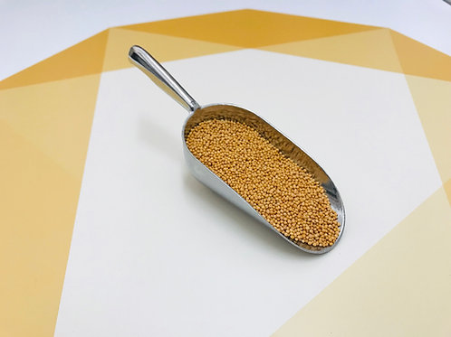 Yellow Mustard Seeds £1.70/100g