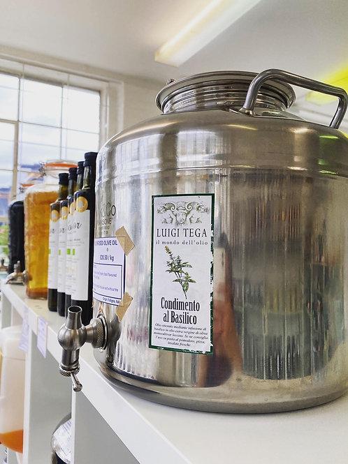 Basil Infused Olive Oil £20.50/litre