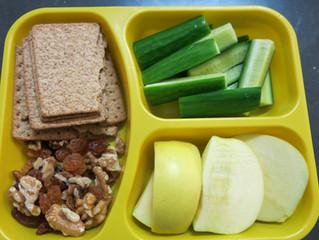 ארוחת עשר בריאה