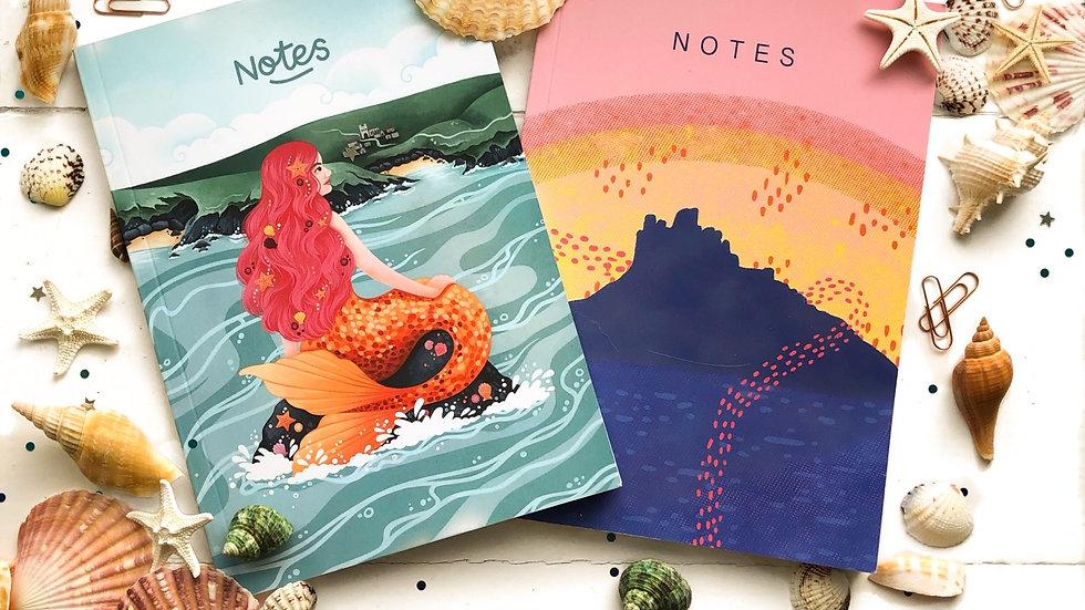 Notebook bundle