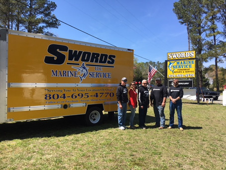 WELCOME TO SWORDS MARINE SERVICE